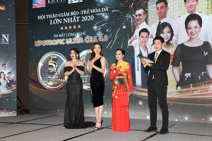 """""""Hội thảo giảm béo - Trẻ hóa da lớn nhất 2020"""" của KHAAN """"vỡ trận"""" khách tham dự  - Ảnh 5"""