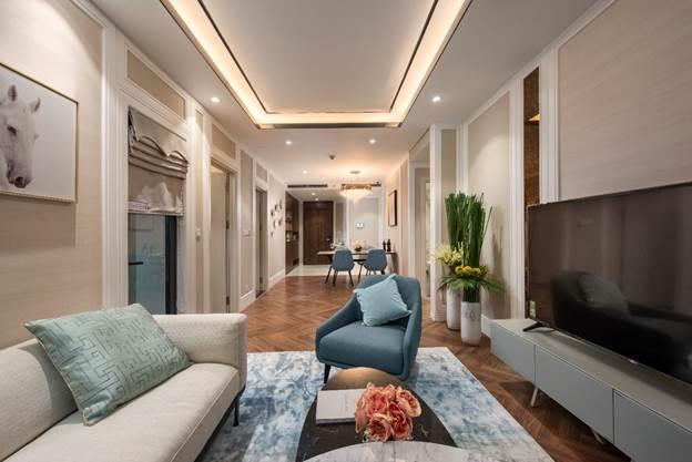 Dự án chung cư cao cấp đầu tiên tại Hà Nội được vận hành và quản lý bởi Ri-Yaz Hotels & Resorts - Ảnh 3