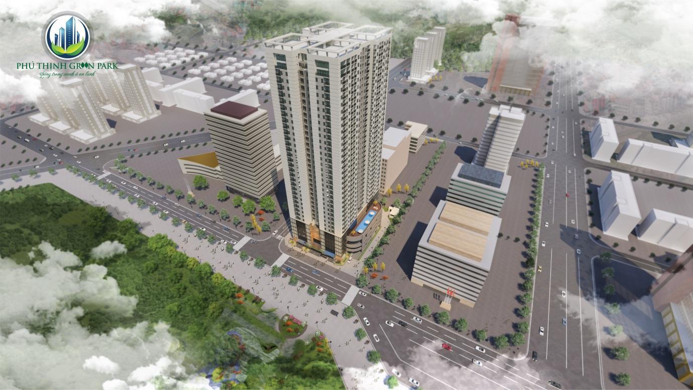 Xuất hiện mảnh ghép mới giữa trung tâm hành chính quận Hà Đông  - Ảnh 2