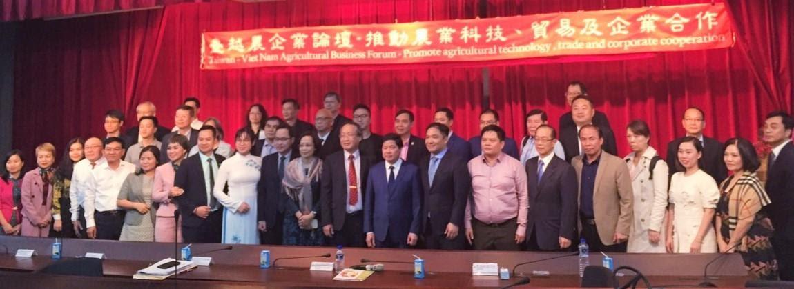 Macca Nutrition tham dự Diễn đàn Doanh nghiệp Việt Nam - Đài Loan lần thứ 13  - Ảnh 2
