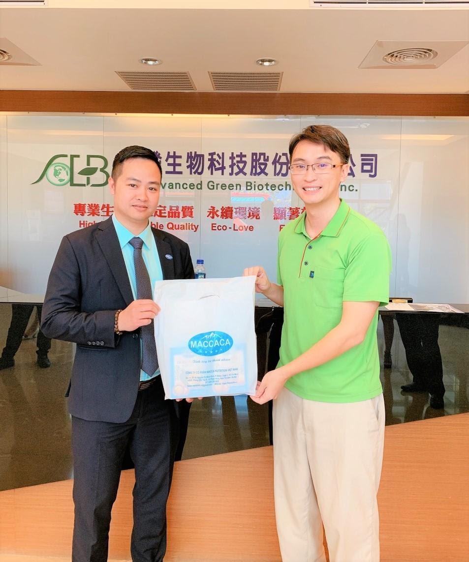Macca Nutrition tham dự Diễn đàn Doanh nghiệp Việt Nam - Đài Loan lần thứ 13  - Ảnh 3