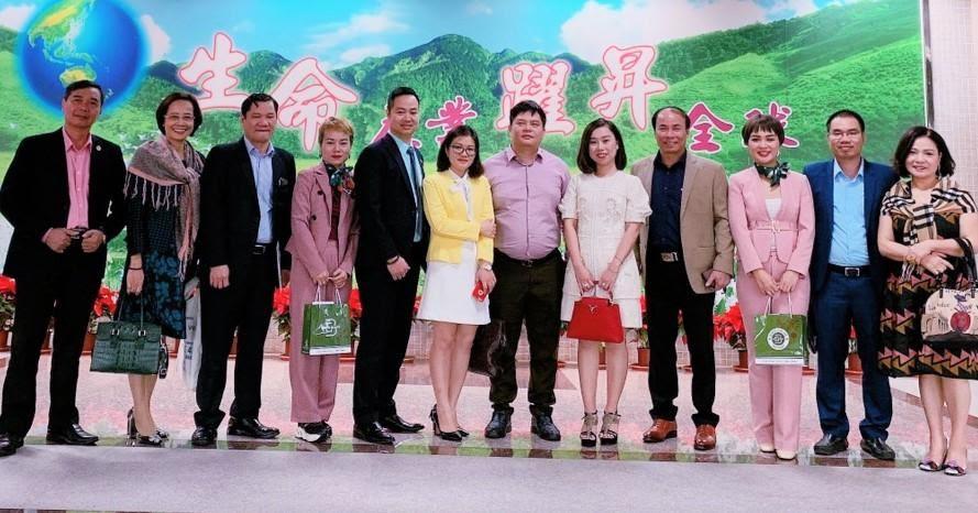 Macca Nutrition tham dự Diễn đàn Doanh nghiệp Việt Nam - Đài Loan lần thứ 13  - Ảnh 4