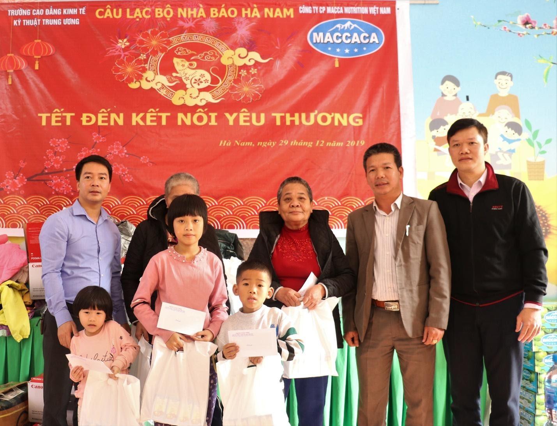 Công ty Macca Nutrition tổ chức thăm và tặng quà tại Trung tâm công tác xã hội tỉnh Hà Nam - Ảnh 1