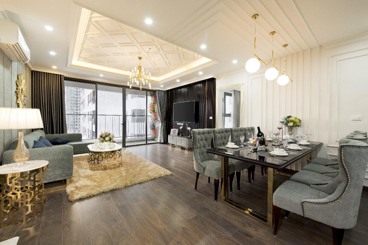 Gợi ý chọn mua căn hộ cao cấp cho người thành đạt - Ảnh 3