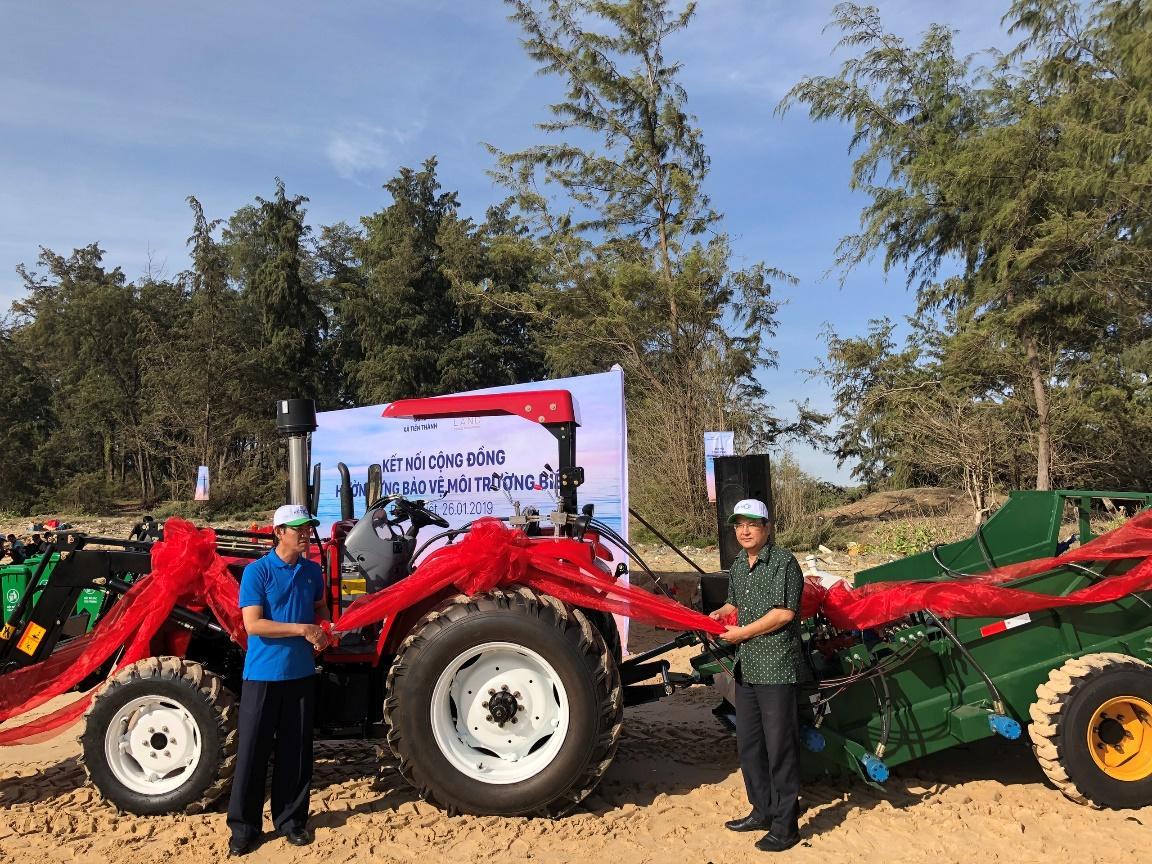 Tập đoàn Novaland góp phần gìn giữ môi trường sinh thái biển tại Phan Thiết - Bình Thuận - Ảnh 2
