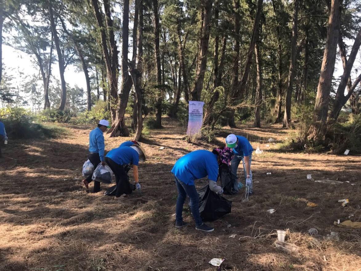 Tập đoàn Novaland góp phần gìn giữ môi trường sinh thái biển tại Phan Thiết - Bình Thuận - Ảnh 4