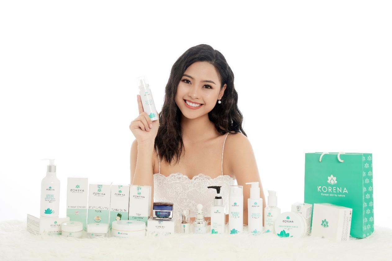 Hoa hậu biển Đào Thị Hà chia sẻ suy nghĩ về nghề kinh doanh mỹ phẩm online - Ảnh 1