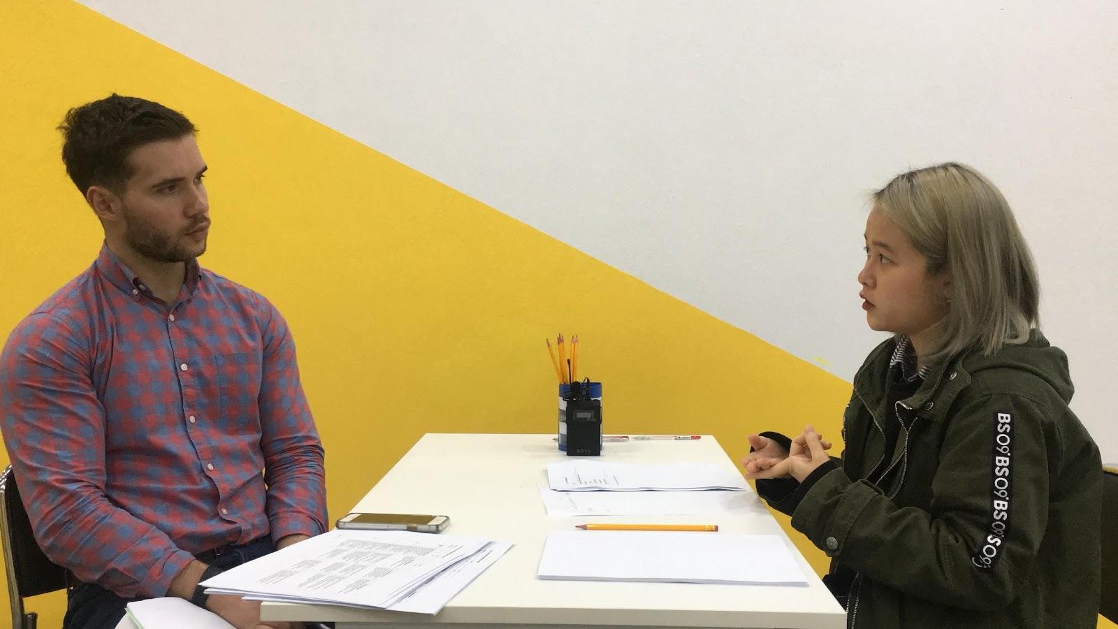 Trải nghiệm một ngày học IELTS tại Universal Language Center - Ảnh 6