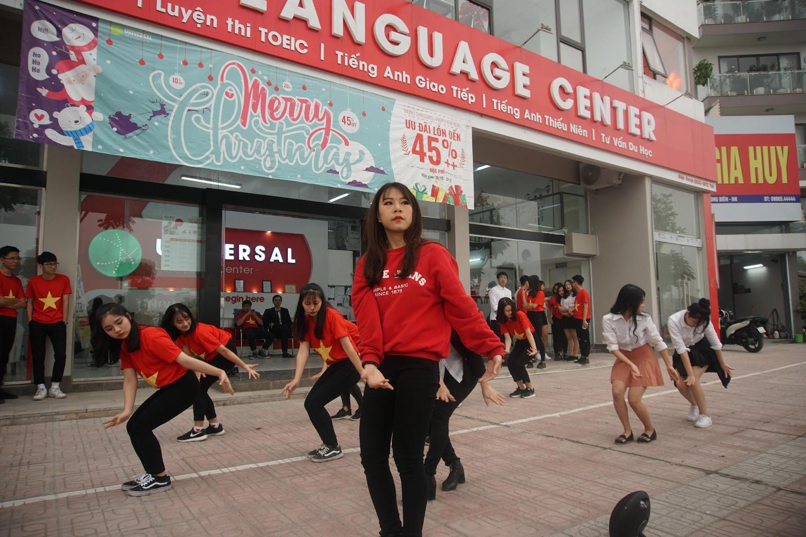 Trải nghiệm một ngày học IELTS tại Universal Language Center - Ảnh 7