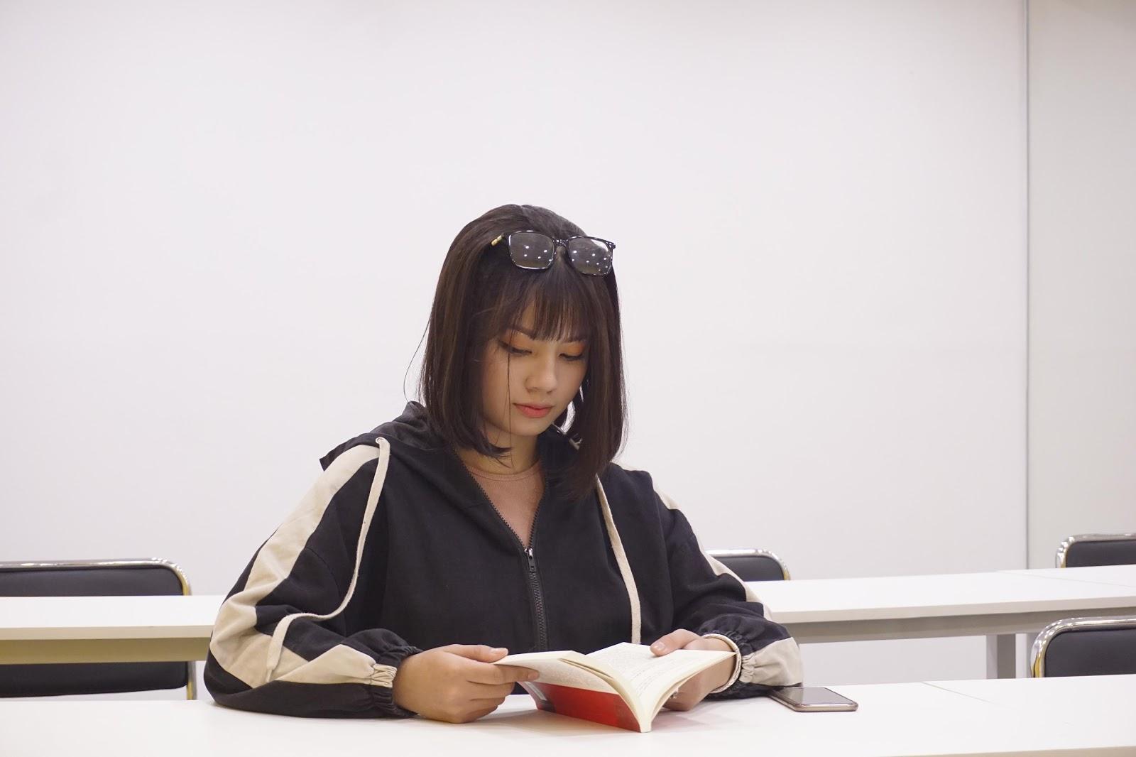 Trải nghiệm một ngày học IELTS tại Universal Language Center - Ảnh 8