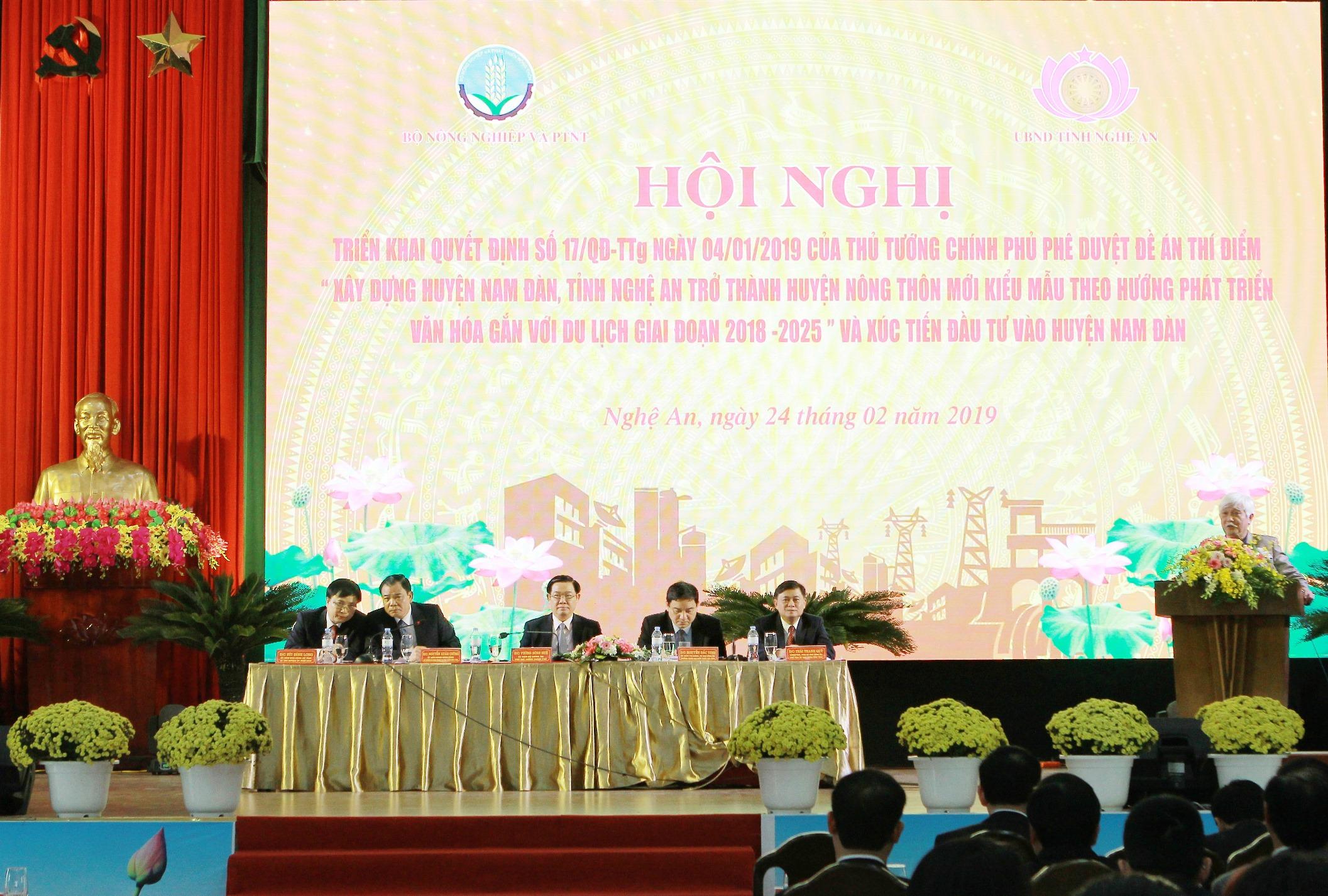 Vietcombank tài trợ 15 tỷ đồng xây dựng trường học tại huyện Nam Đàn, tỉnh Nghệ An - Ảnh 1