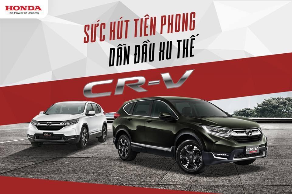 Honda CR-V thể hiện sức hút dẫn đầu với 961 xe trong tháng 2 - Ảnh 1