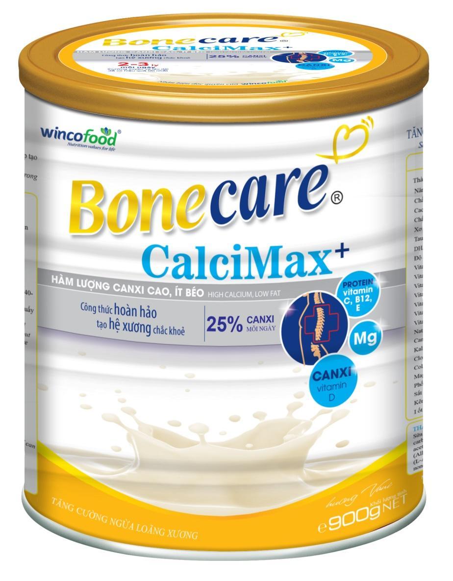 Bonecare calci Max+  – Lựa chọn tuyệt vời ngừa loãng xương - Ảnh 1