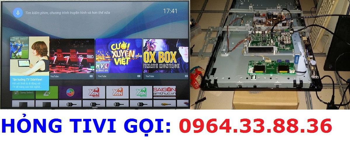 Địa chỉ sửa Tivi Smart tốt nhất tại Hà Nội - Ảnh 1