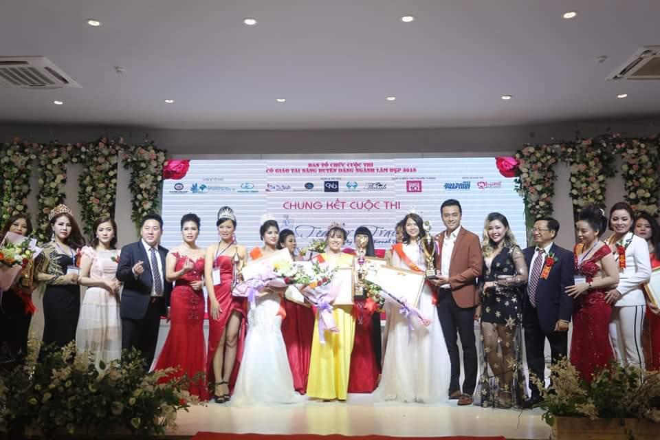 Cuộc thi Future Beauty New International 2019 Tôn vinh các thương hiệu làm đẹp trên cả nước - Ảnh 4