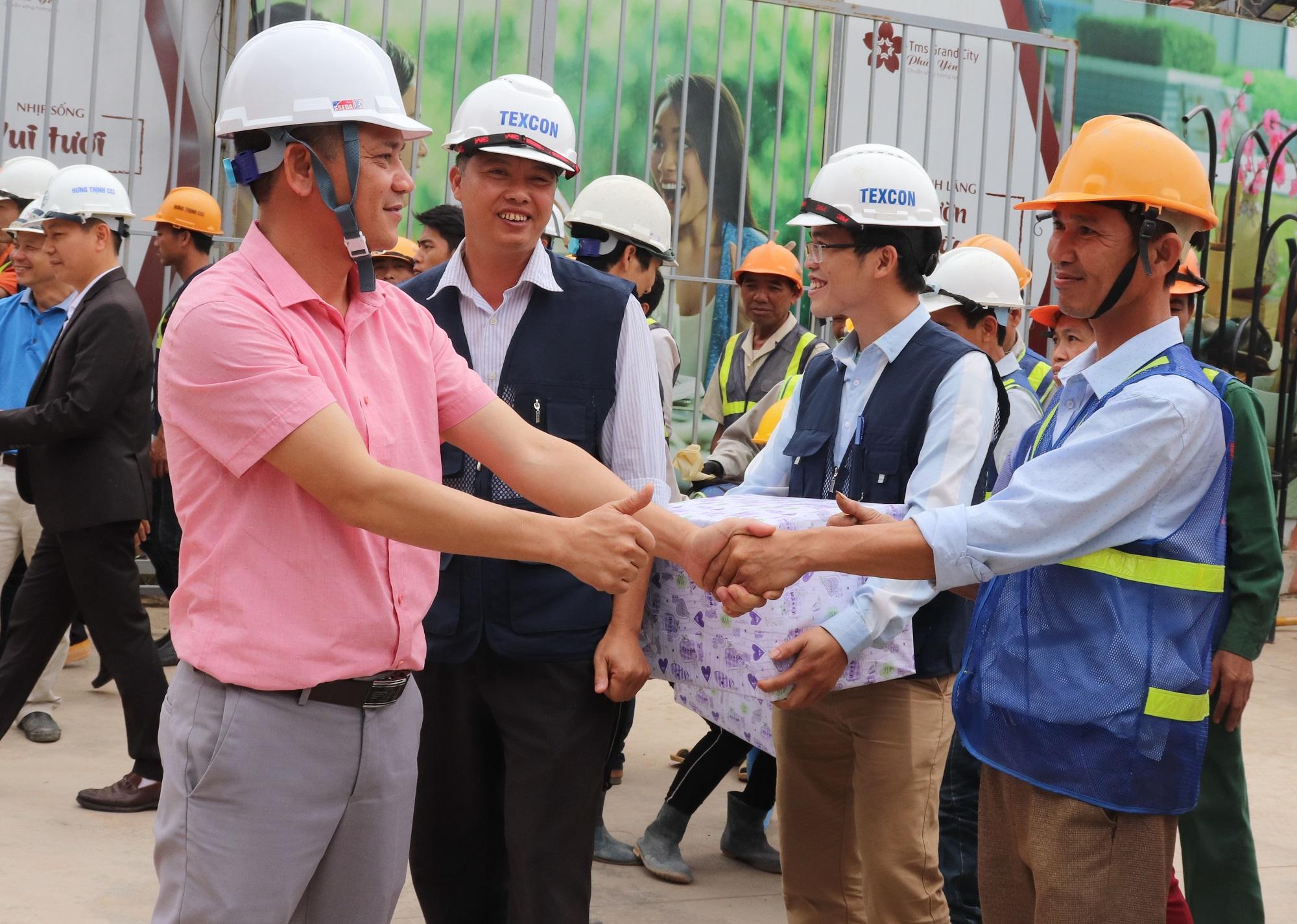 Tập đoàn TMS: Nỗ lực cán đích bàn giao nhà giai đoạn 1 TMS Grand City Phuc Yen - Ảnh 5