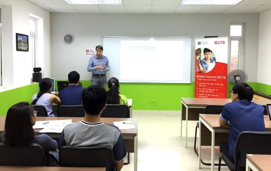 Nên luyện thi IELTS ở đâu tại Hà Nội?