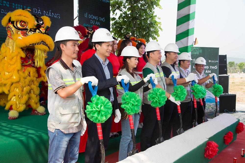 Động thổ và khánh thành nhiều công trình lớn tại Tây Bắc Đà Nẵng - Ảnh 1