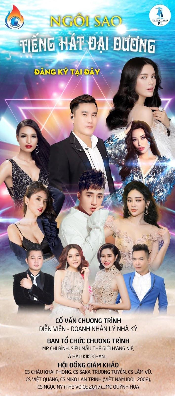 """Miko Lan Trinh bất ngờ làm giám khảo khách mời tại cuộc thi """"Ngôi Sao Tiếng Hát Đại Dương"""" - Ảnh 4"""