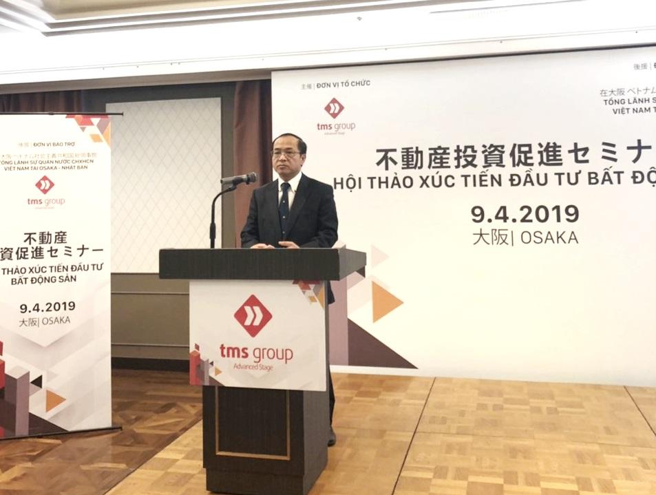 Các dự án BĐS của Tập đoàn TMS thu hút nhà đầu tư Osaka, Nhật Bản - Ảnh 4