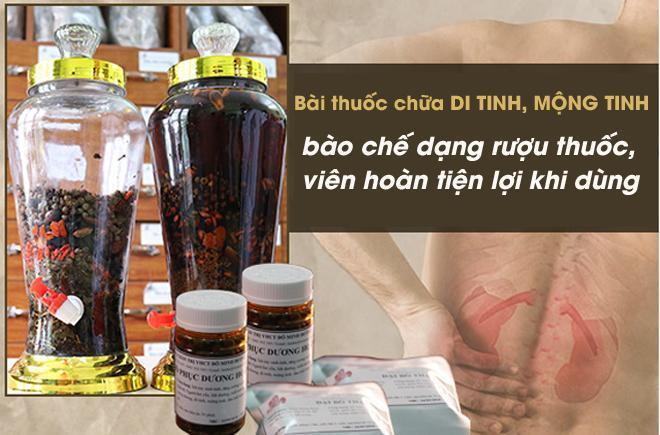 Chữa di tinh, mộng tinh bằng bài thuốc Nam gia truyền dòng họ Đỗ Minh hiệu quả cao, không lo tái phát - Ảnh 4
