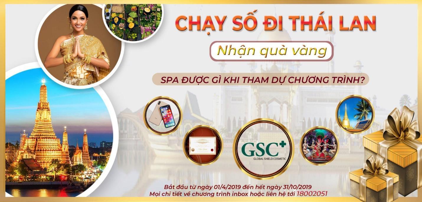 Chạy số GSC - Đi Thái Lan – Nhận quà vàng - Ảnh 1