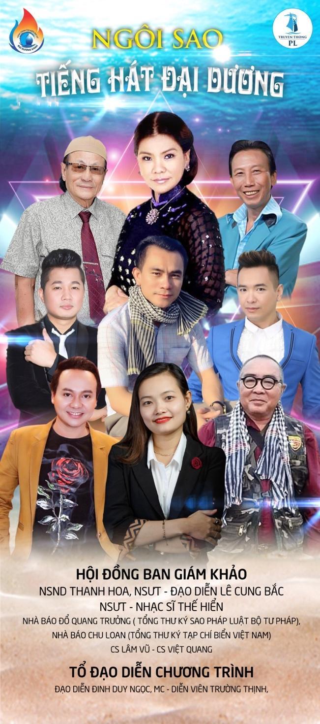 """Doanh nhân Anne Chu đồng hành cùng """"Ngôi Sao Tiếng Hát Đại Dương 2019"""" - Ảnh 3"""