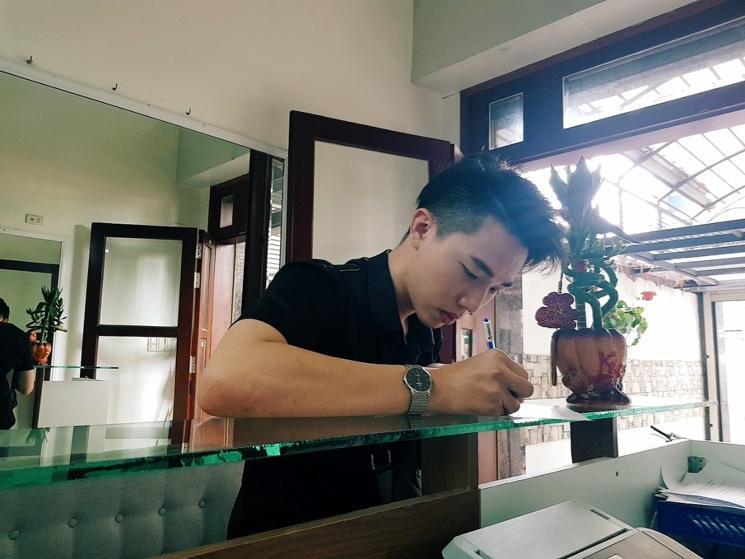 """Đông đảo thí sinh tham dự casting """"Ngôi Sao Tiếng Hát Đại Dương 2019"""" - Ảnh 2"""