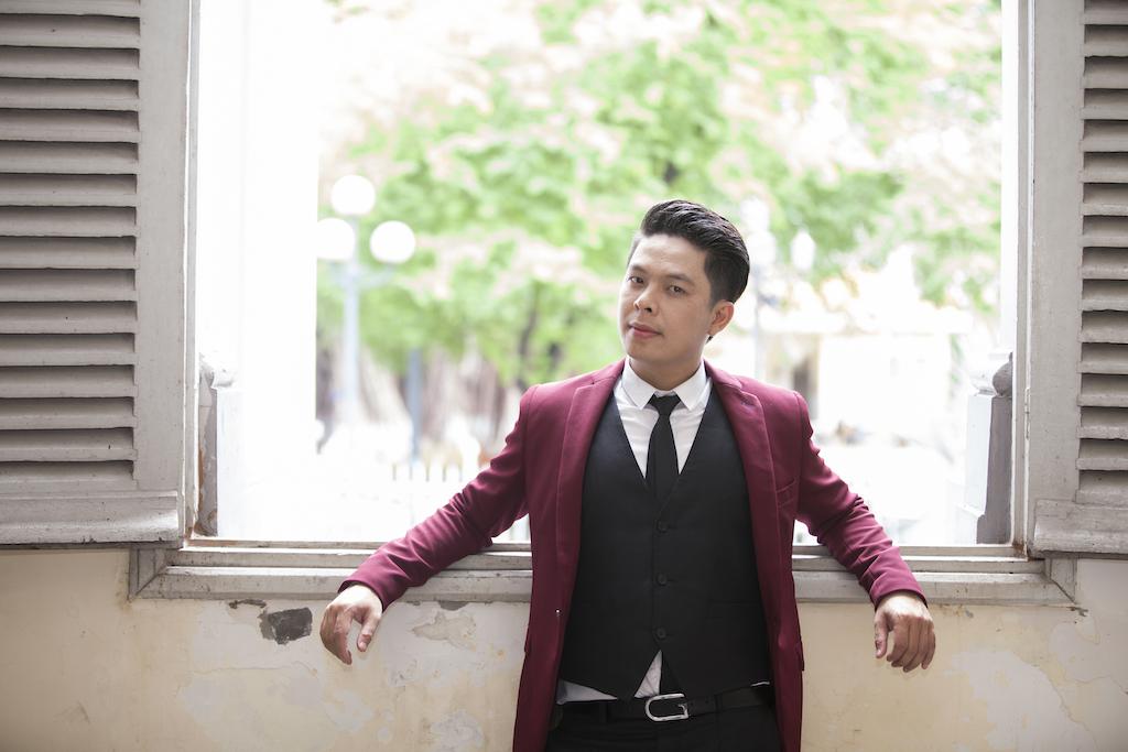 """Nhạc sĩ – Giảng viên Minh Lộc làm BGK khách mời """"Ngôi sao tiếng hát Đại Dương 2019"""" - Ảnh 1"""