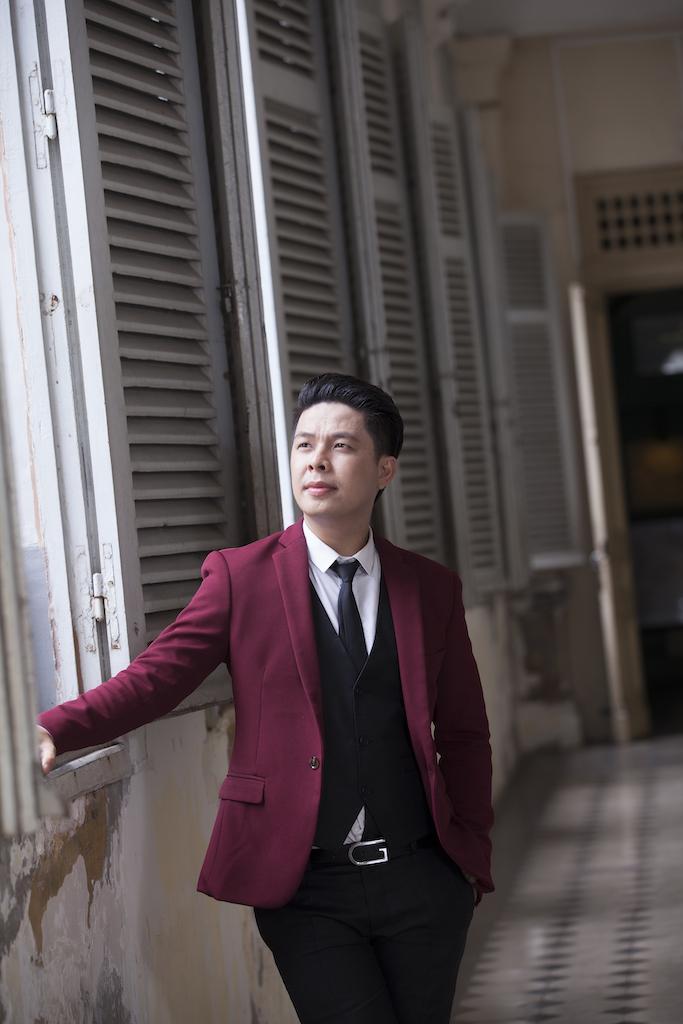 """Nhạc sĩ – Giảng viên Minh Lộc làm BGK khách mời """"Ngôi sao tiếng hát Đại Dương 2019"""" - Ảnh 2"""