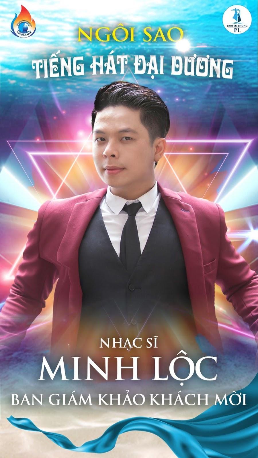 """Nhạc sĩ – Giảng viên Minh Lộc làm BGK khách mời """"Ngôi sao tiếng hát Đại Dương 2019"""" - Ảnh 5"""