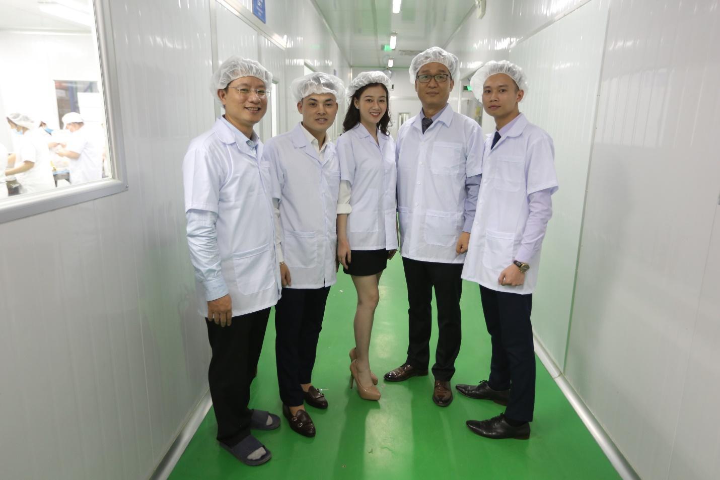 Mỹ phẩm Korena tổ chức thăm quan nhà máy sản xuất của Korena và gặp mặt nhà phân phối, đại lý tại TP .Hồ Chí Minh - Ảnh 3