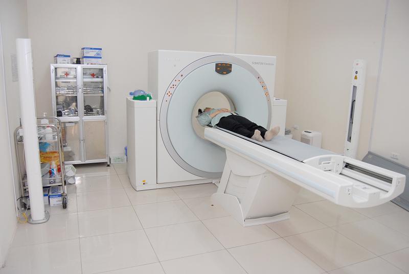 Trước khi thực hiện xạ trị ung thư phổi bệnh nhân cần chuẩn bị những gì? - Ảnh 1