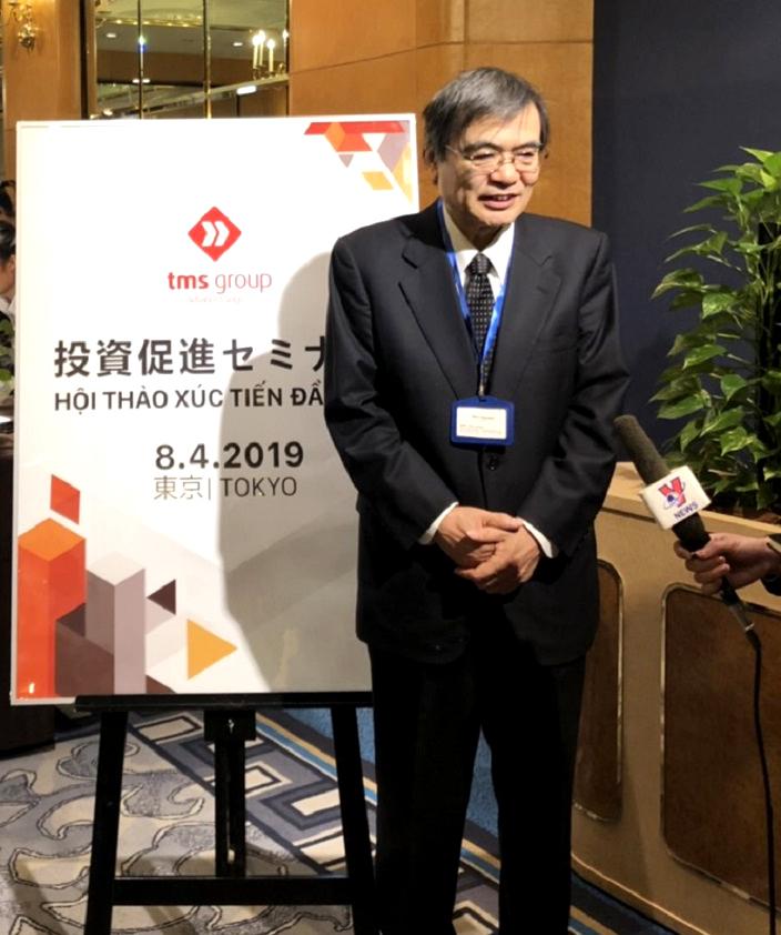 Tập đoàn TMS kết nối đầu tư với các doanh nghiệp tại Tokyo, Nhật Bản - Ảnh 2
