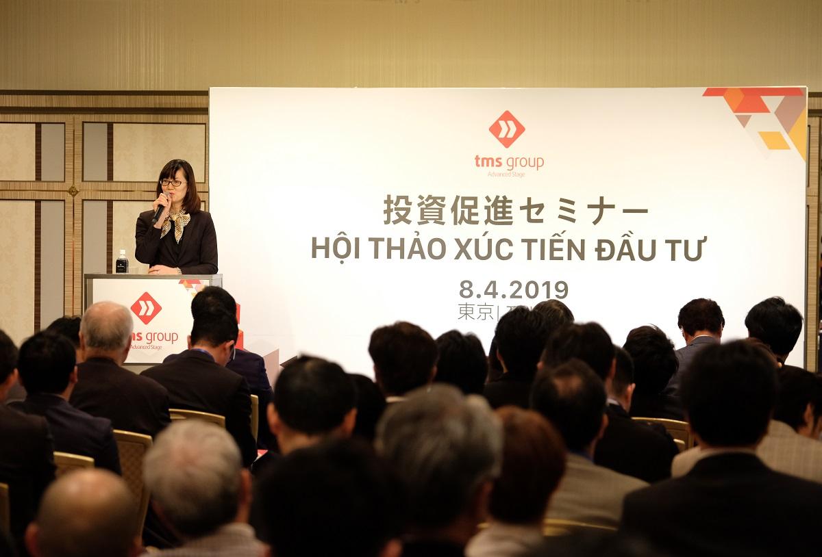 Tập đoàn TMS kết nối đầu tư với các doanh nghiệp tại Tokyo, Nhật Bản - Ảnh 4