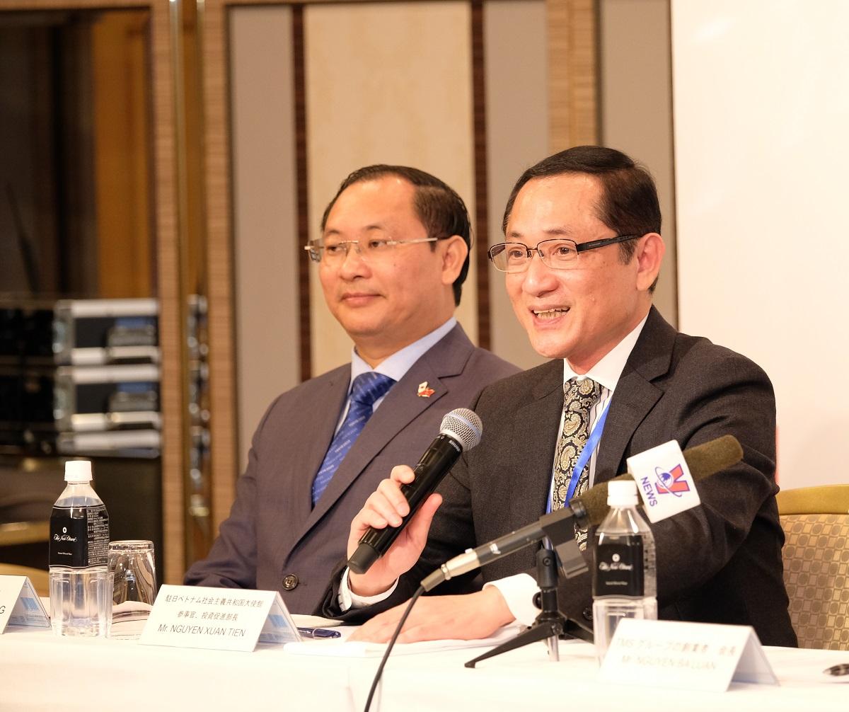 Tập đoàn TMS kết nối đầu tư với các doanh nghiệp tại Tokyo, Nhật Bản - Ảnh 5