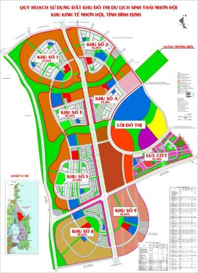 Phát Đạt trúng đấu giá quyền sử dụng đất tại Phân khu số 2 thuộc Khu Đô thị du lịch sinh thái Nhơn Hội, Bình Định - Ảnh 1