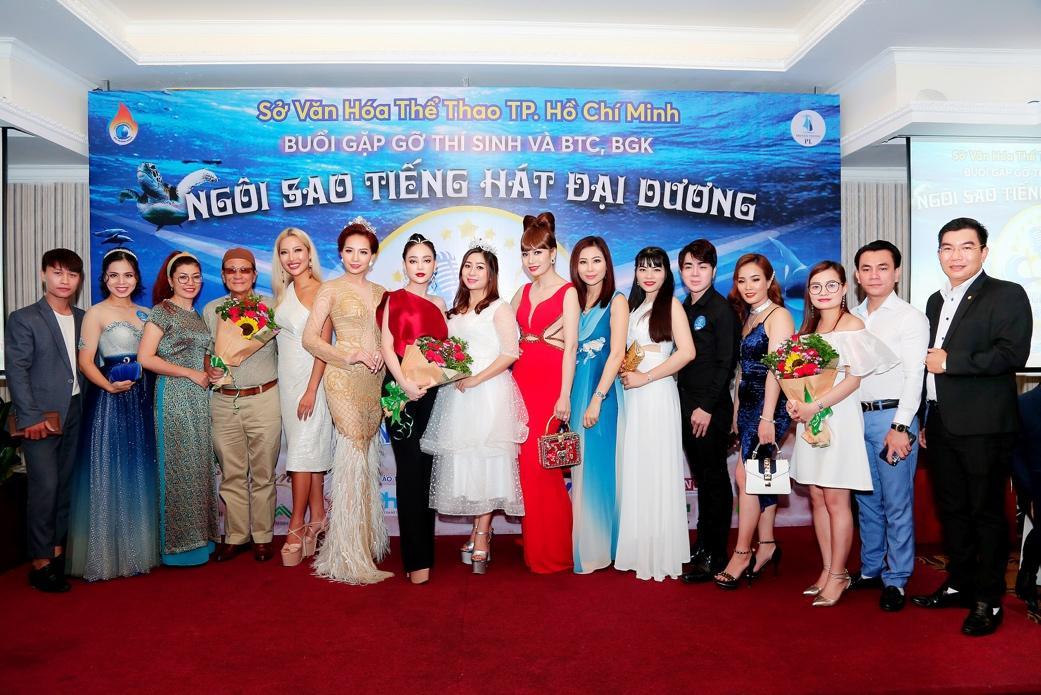 """Không ngại mưa gió, đông đảo thí sinh tham dự buổi giao lưu BTC, BGK """"Ngôi sao Tiếng hát Đại Dương"""" - Ảnh 14"""