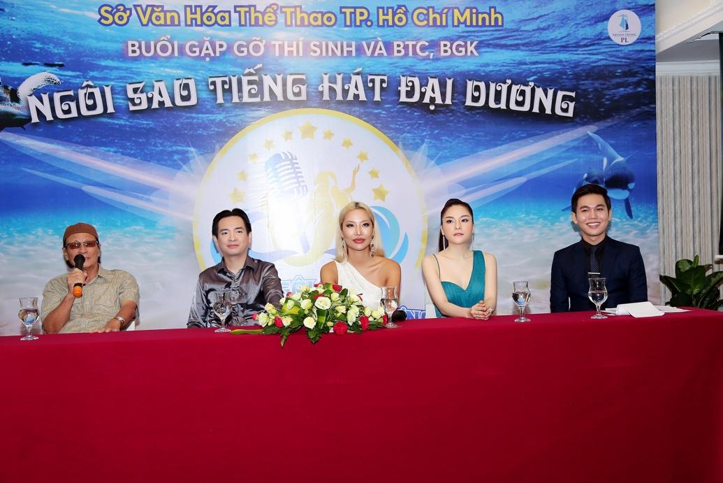 """Không ngại mưa gió, đông đảo thí sinh tham dự buổi giao lưu BTC, BGK """"Ngôi sao Tiếng hát Đại Dương"""" - Ảnh 2"""