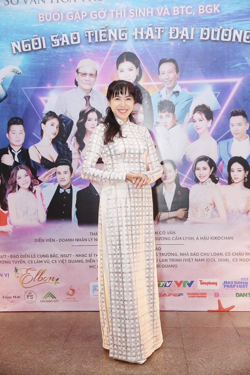 """Không ngại mưa gió, đông đảo thí sinh tham dự buổi giao lưu BTC, BGK """"Ngôi sao Tiếng hát Đại Dương"""" - Ảnh 10"""