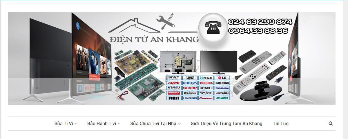 Địa chỉ sửa Tivi uy tín tại Tây Hồ - Hà Nội - Ảnh 1