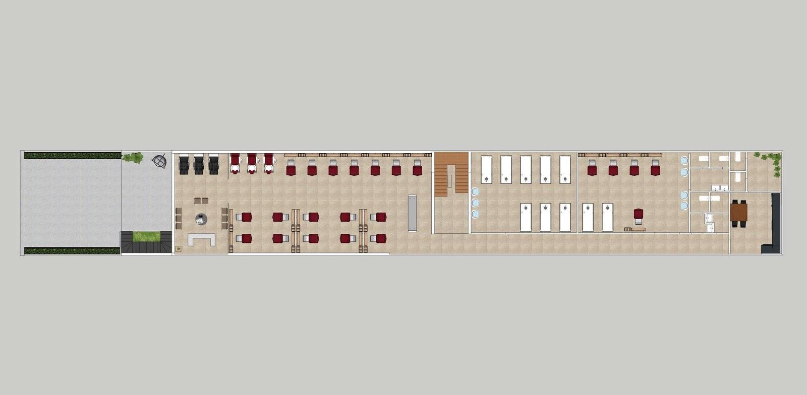 Lộ diện hình ảnh đầu tiên của chuỗi salon tiêu chuẩn 5 sao VISSA - Ảnh 1