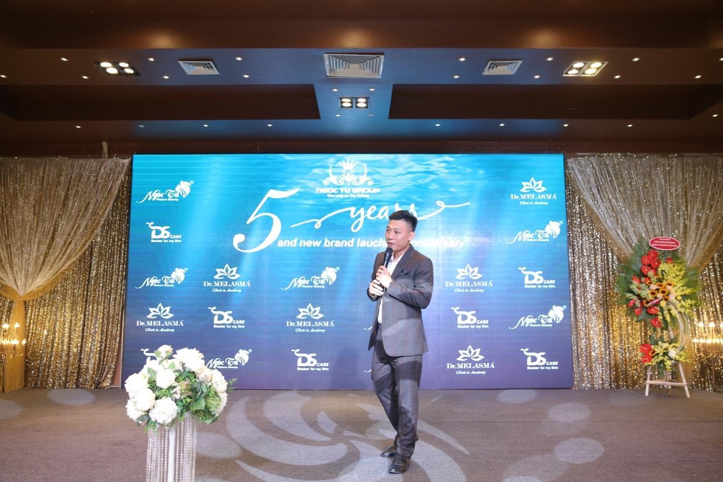 Ngọc Tú Group tưng bừng kỉ niệm sinh nhật lần thứ 5 tại Hà Nội - Ảnh 1