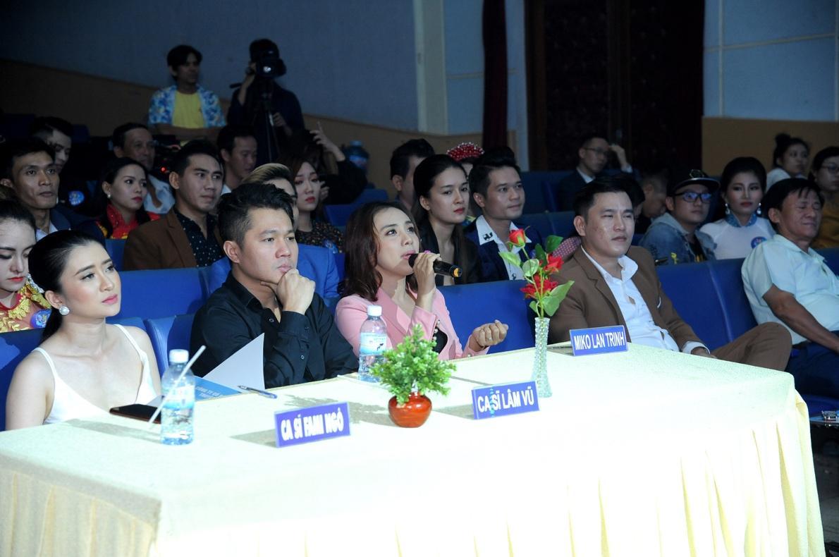 """Lâm Vũ, Miko Lan Trinh đánh giá cao chất lượng thí sinh """"Ngôi sao Tiếng hát Đại dương"""" - Ảnh 3"""