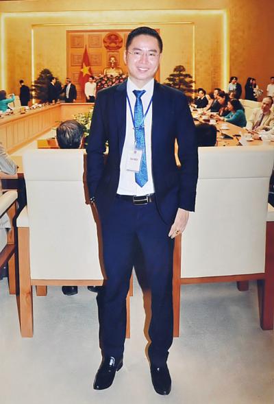 Chủ tịch Tập đoàn Vsetgroup nhận danh hiệu doanh nhân tiêu biểu  - Ảnh 3
