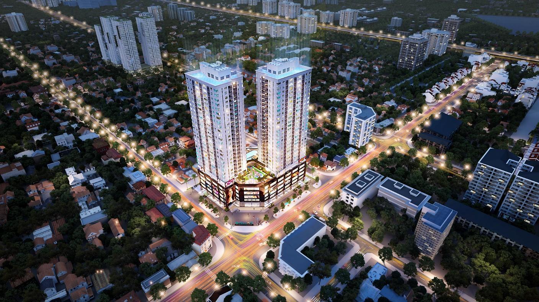 Vì sao căn hộ hạng A chiếm lĩnh thị trường Hà Nội - Ảnh 1