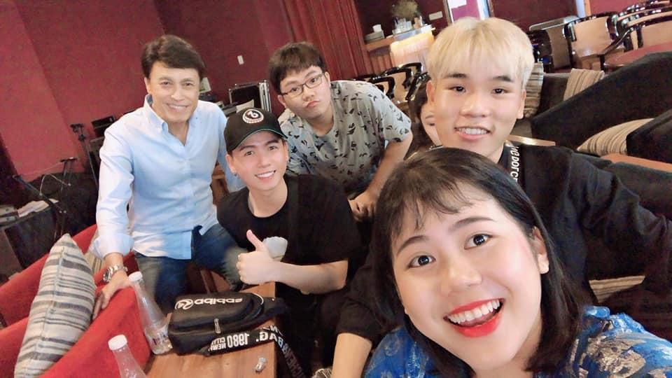 """Phan Thị Huỳnh Giao: Thi song song """"Ngôi Sao Tiếng Hát Đại Dương"""" và """"The Voice"""" sẽ giúp tôi trưởng thành hơn  - Ảnh 3"""