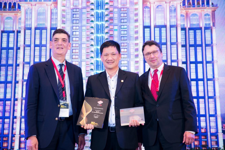 Phúc Khang Corporation được vinh danh tốp 10 Nhà phát triển dự án BĐS hàng đầu Việt Nam - Ảnh 1