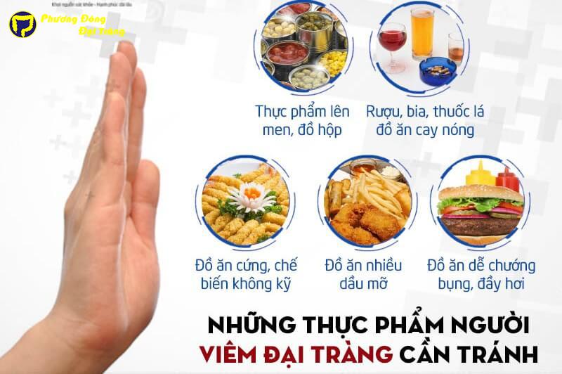 Chế độ ăn uống dành cho người bị viêm đại tràng như thế nào là tốt nhất? - Ảnh 1