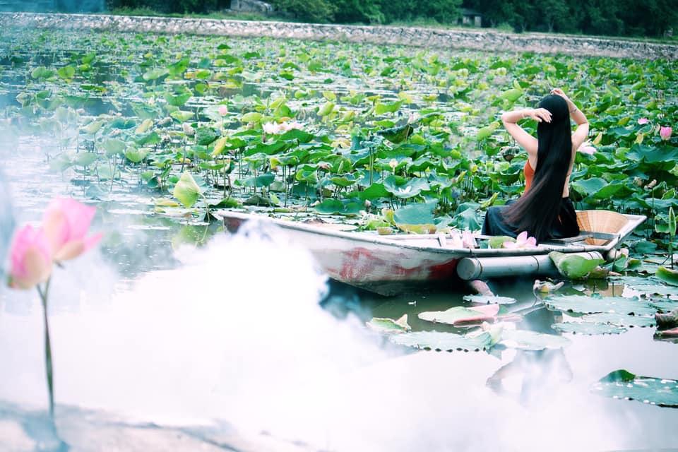 Nhận lời tham gia MV của nghệ sĩ Quốc Quốc, Á hậu- Doanh nhân Mai Vũ bật mí lý do lần đầu đóng MV - Ảnh 3